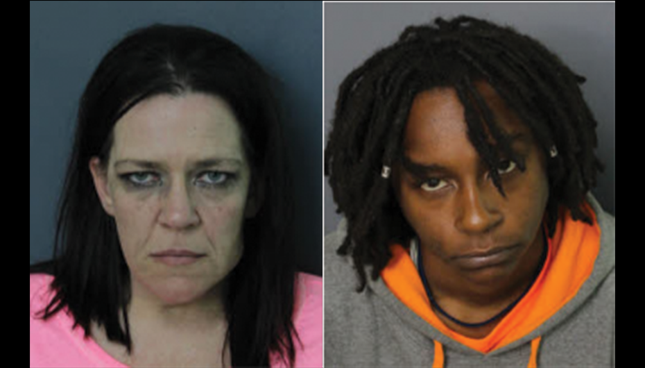Two arrested for meth trafficking