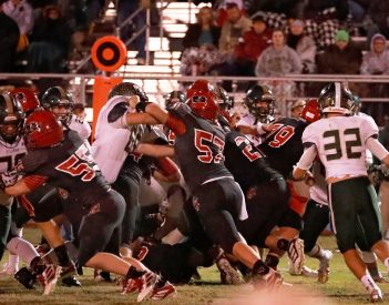 Devils Cage the Rams
