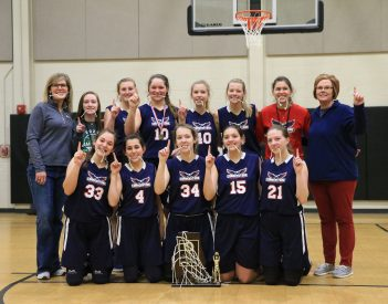 Cornerstone Wins First State Championship