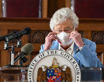 """Ivey Extends """"Safer-At-Home"""" Order, Mask Mandate"""