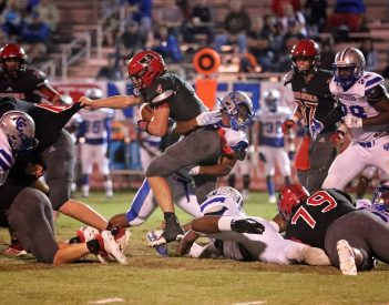 Fyffe Conquers Clarke County
