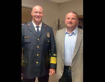 Edmondson Named Rainsville Police Chief