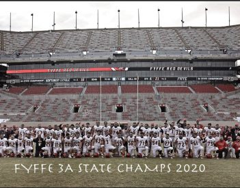 3-Peat for Fyffe!