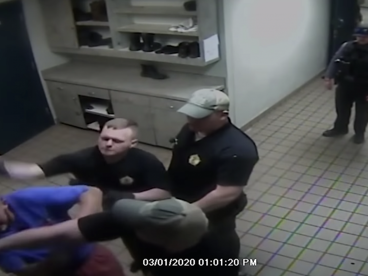 VIDEO: Lawsuit Filed After Inmate Attack