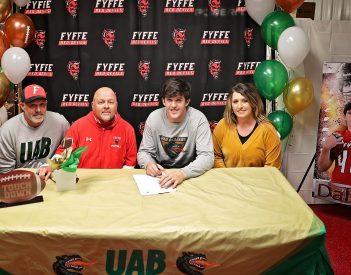Dalton Signs With UAB