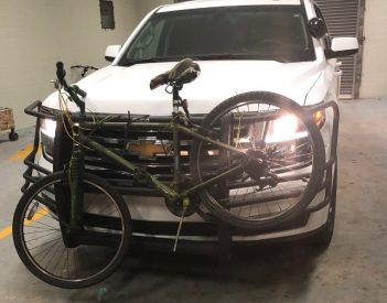 Man Committed Burglary Using Bicycle as Mode of Transportation
