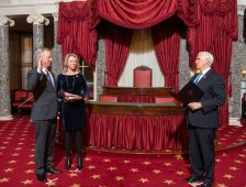 Tuberville Sworn-In To U.S. Senate