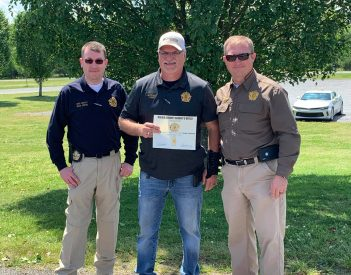 DCSO: A Tribute to Senior Lt. Jeff Bain