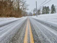 Ice Threatens Major Travel Impacts