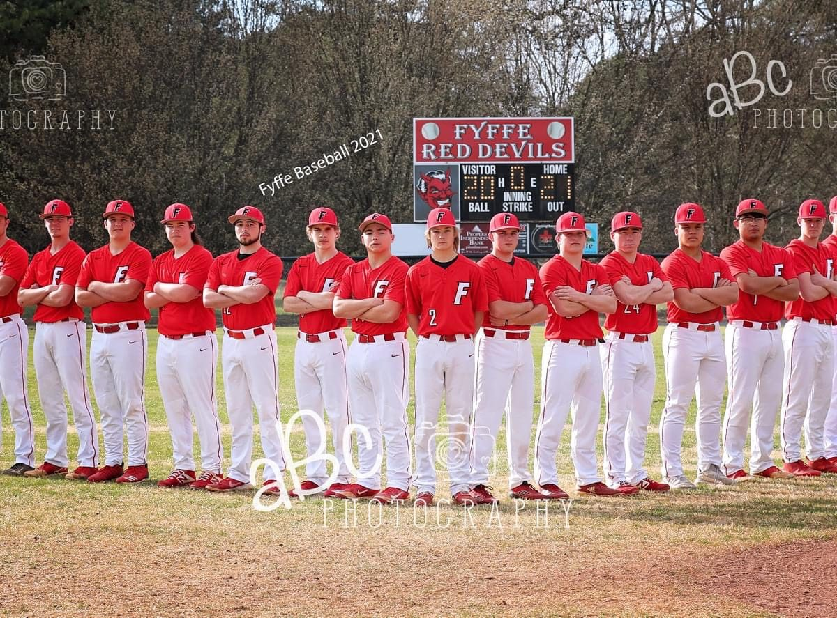 Perfect Record for Fyffe Red Devils