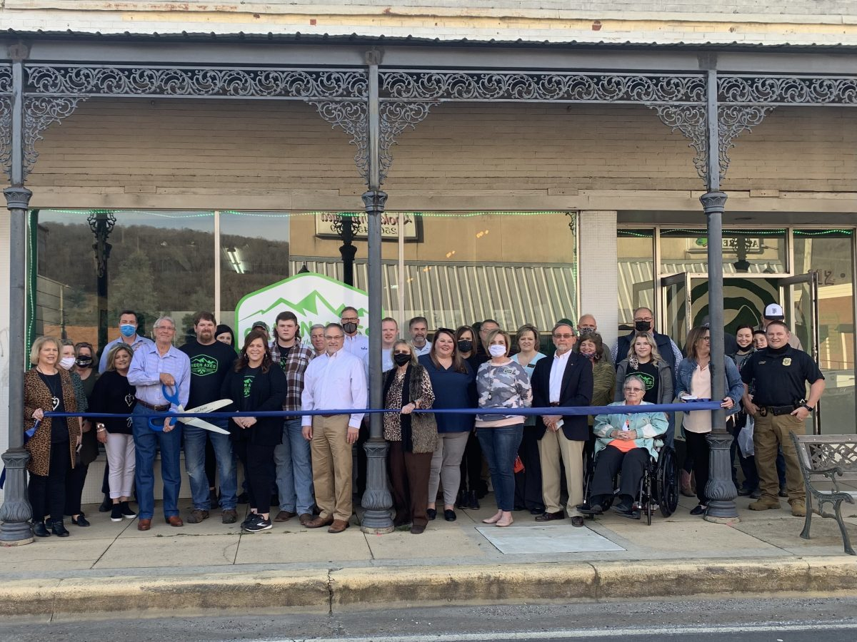 Green Axes Officially Opens in FP