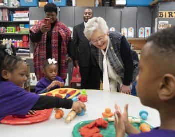 Alabama's Pre-K ranks 1st for 15th consecutive year