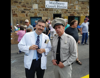Mayberry Returns to Valley Head