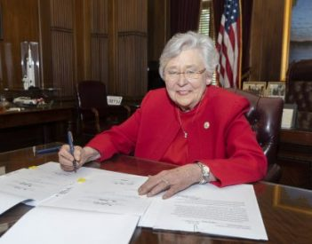 Ivey signs bill to raise pay for teachers, state employees