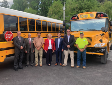 Watch for School Buses this Summer