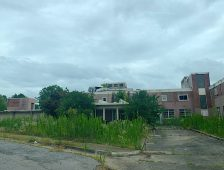 Old Hospital Becomes City Property
