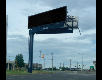 Citizens Angry over new Billboard