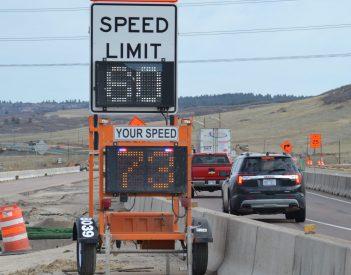 Slow Down, Speeders!